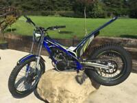 2017 Sherco ST 250cc Trials Bike