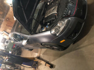 Parting out a 2007 vw gti