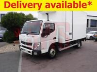 2013 Mitsubishi Fuso Canter Fridge Lorry 7C18 34 Auto 3.0 EX LEASE - 35k MILES!!