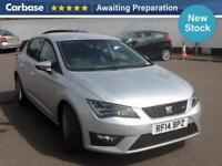2014 SEAT LEON 1.4 TSI ACT 150 FR 5dr [Technology Pack]