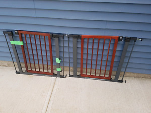 Baby gates 30 for both
