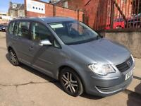 Volkswagen Touran 1.9TDI ( 105ps ) ( 7st ) 2009MY SE FINANCE AVAILABLE