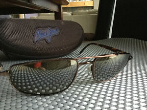 Maui Jim Copper Frame with HCL Bronze Lenses Sunglasses