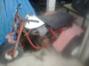 Trike project for sale