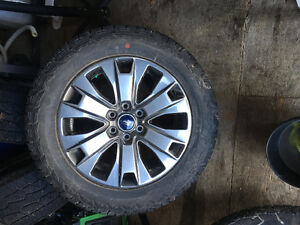 "AUBAINE! Mag Ford 20"" + pneu hankook 275/53r20 113t dynapro atm"