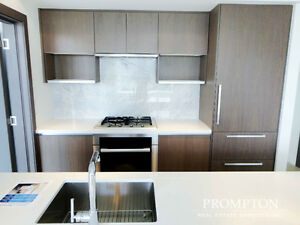 Brand New Yaletown Building. 2 Bed 2 Bath. Be First to Rent