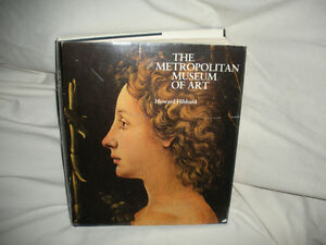 - THE METROPOLITAN MUSEUM OF ART - - HOWARD HIBBARD - $25.00