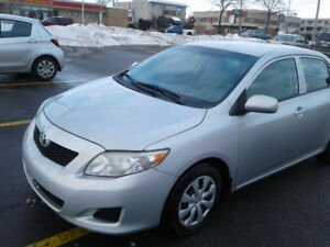 2009 Toyota Corolla CE AUTOMATIC/ NO RUST/ VERY CLEAN
