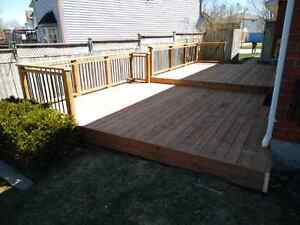 Custom Decks, Pergolas, Fences and Structures Kitchener / Waterloo Kitchener Area image 3