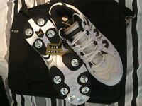 Gun&Moore Cricket shoes UK8