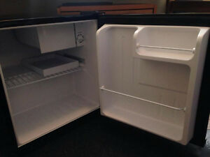 Black Mini Fridge (Price Negotiable)