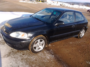 2000 honda civic hatchback 1200