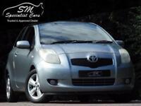 2006 06 TOYOTA YARIS 1.3 T SPIRIT VVT-I 3D AUTO 86 BHP