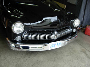 """WANTED 1949 MERCURY CAR 15"""" RIMS IN EXCELLENT CONDITION"""
