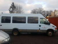 Iveco DAILY 45C15 LWB + 17 SEATER MINIBUS + MANUAL + IDEAL EXPORT