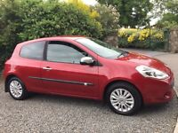 RENAULT CLIO 2010 I-MUSIC 16V MOT FEBRUARY 2017