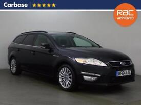 2014 FORD MONDEO 1.6 TDCi Eco Zetec Business Edition 5dr [SS] Estate