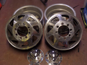 "16"" Dually Aluminium Rims (Dodge & Ford)"