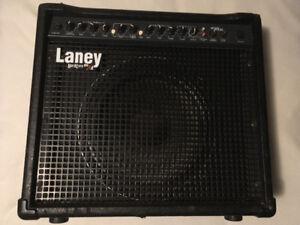 Laney Hardcore MXD 65 guitar amp $45 (volume fluctuation issue)