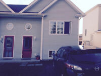 Semi detached home in popular North end