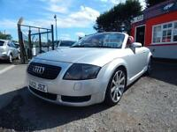 2002 Audi TT 1.8 T Quattro 2dr [225] Cat C Repaired,2 former keepers,2 keys,1...