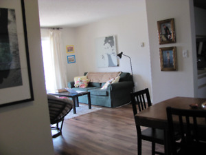 2 BR unfurnished Condo (Brewery District)