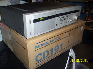 HARMAN/KARDON TAPE DECK CD 191 Windsor Region Ontario image 3