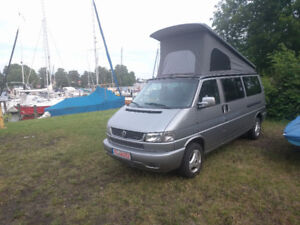 1999 VW T4 Transporter (EuroVan) Syncro TDI 2.5 w/ pop-top