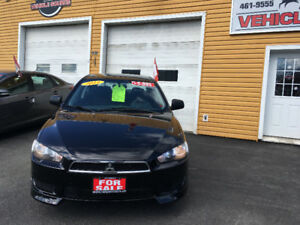 2011 Mitsubishi Lancer Sedan.4 NEW TIRES.NEW MVI!!AUTO START