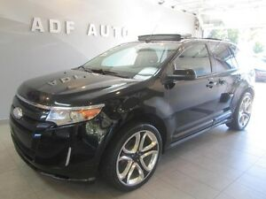 Ford EDGE SPORT AWD TOIT PANORAMIQUE 2011