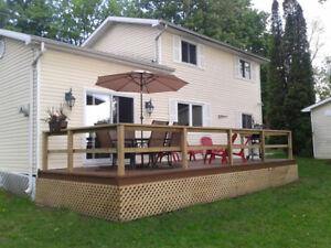 Crowe Lake Cottage Getaway - 1 Week Left!