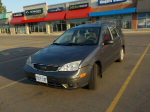 Ford Focus.SES..CERTIFIED,,NEW BRAKES..MINT CONDITION.07