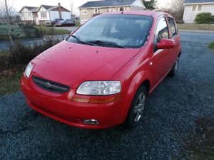 2007 Chevrolet Aveo ...ONLY 50,000KMS! NEW MVI!