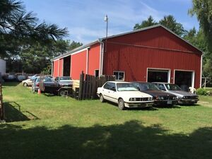 Selling used parts for older BMW cars from 1972 to 2001 St. John's Newfoundland image 2