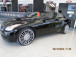 2009 Infiniti G37x Coupe Luxury Fully Loaded