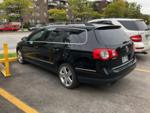 2008 VOLKSWAGEN PASSAT KOMFORT FOR PARTS WITH 375 954 KM