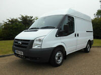 2011 61 FORD TRANSIT 2.2TDCI 115BHP T300 SWB MID ROOF 6SPEED IMMACULATE VAN