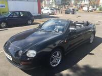 1996 Toyota Celica 2.0 GT convertible Px welcome
