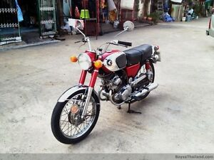 Looking for Honda CB175 Twin 1968 PARTS