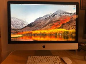 "iMac 27"" (late 2012), 3.4 GHz Intel Core i7"