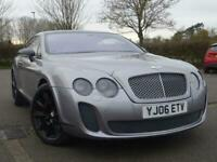 Bentley Continental 6.0 auto 2005MY GT Low Miles Full History
