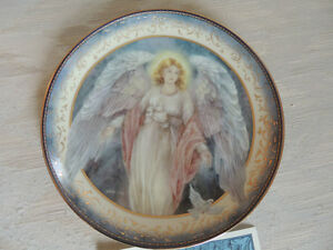 REDUCED BRADFORD ANGEL COLLECTOR PLATES Peterborough Peterborough Area image 4