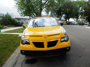 2002 Pontiac Aztek GT SUV, Crossover