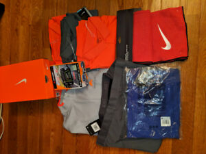 Golf Gear - shirts, pants, range finder, ..