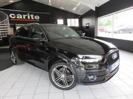 Audi Q3 Tdi Quattro S Line Plus Estate 2.0 Manual Diesel