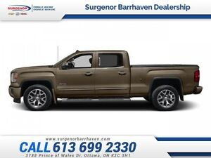 2014 GMC Sierra 1500 SLE  - one owner - local - trade-in - non-s