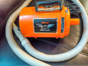 Vacuum cleaner air, commercial