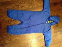 Patagonia 18month snowsuit