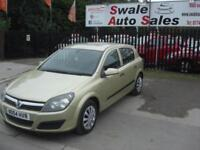 2004 54 VAUXHALL ASTRA 1.8 LIFE 16V 5 DOOR AUTOMATIC IN FANTASTIC CONDITION