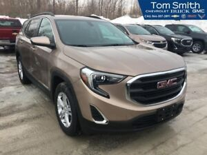 2018 GMC Terrain SLE  INFOTAINMENT PACKAGE/POWER LIFTGATE